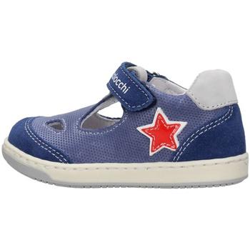 Chaussures Garçon Derbies Balocchi - Occhio di bue blu 103222 BLU