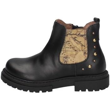 Chaussures Fille Bottines Alviero Martini 0758/0092 NOIR