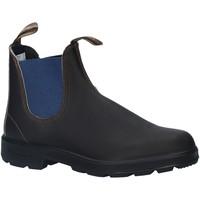 Chaussures Homme Boots Blundstone 202-578BC BLEU MARRON