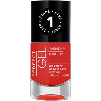 Beauté Femme Vernis à ongles Fashion Make Up Fashion Make-Up - Perfect Gel Vernis Etape 1 n°14 Tango ... Rouge