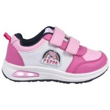 Chaussures Fille Baskets basses Cerda 2300004516 Niña Rosa rose
