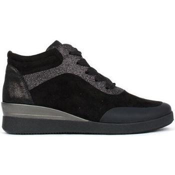 Chaussures Femme Boots Ara Brighton Noir