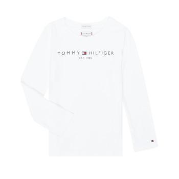 Vêtements Fille T-shirts manches longues Tommy Hilfiger KG0KG05247-YBR-J