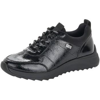 Chaussures Femme Derbies Remonte Dorndorf Harmony Black Schwarz Noir