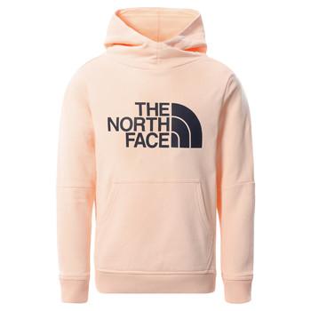 Abbigliamento Bambina Felpe The North Face DREW PEAK HOODIE 2.0
