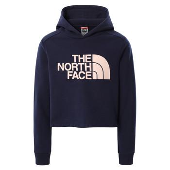Abbigliamento Bambina Felpe The North Face DREW PEAK CROPPED HOODIE