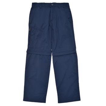 Abbigliamento Bambino Pantaloni 5 tasche Columbia SILVER RIDGE IV CONVERTIBLE PANT