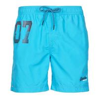 Vêtements Homme Maillots / Shorts de bain Superdry WATERPOLO SWIM SHORT