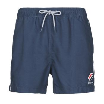 Vêtements Homme Maillots / Shorts de bain Superdry TRI SERIES SWIM SHORT