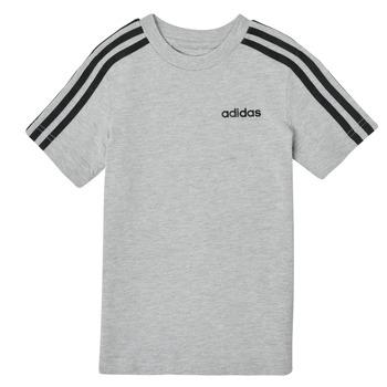 Vêtements Garçon T-shirts manches courtes adidas Performance YB E 3S TEE