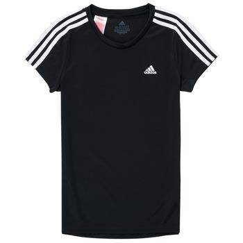 Vêtements Fille T-shirts manches courtes adidas Performance G 3S T