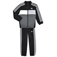 Kleidung Jungen Jogginganzüge adidas Performance B TIBERIO TS Grau