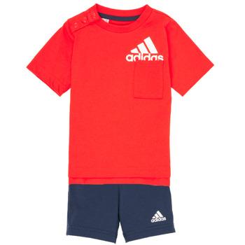 Vêtements Garçon Ensembles enfant adidas Performance BOS SUM  SET