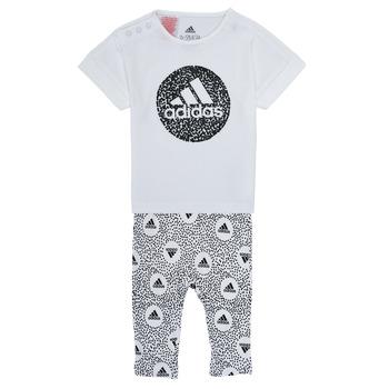 Abbigliamento Bambina Completo adidas Performance TIGHT SET