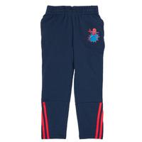 Kleidung Jungen Jogginghosen adidas Performance LB DY SHA PANT Marineblau