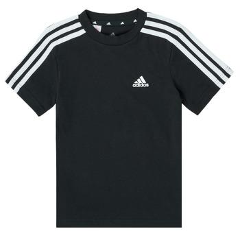 Kleidung Jungen T-Shirts adidas Performance B 3S T