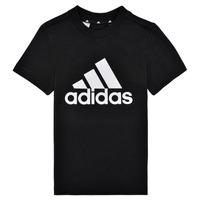 Vêtements Garçon T-shirts manches courtes adidas Performance B BL T