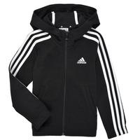 Kleidung Mädchen Sweatshirts adidas Performance G 3S FZ HD