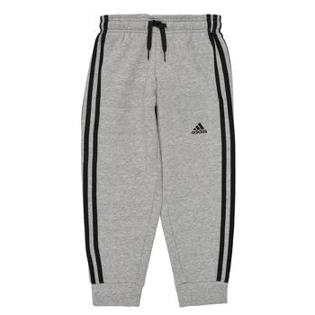 Kleidung Jungen Jogginghosen adidas Performance B 3S FL C PT Grau