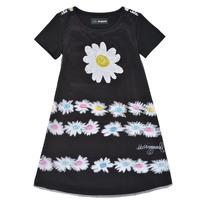 Kleidung Mädchen Kurze Kleider Desigual 21SGVK28-2000