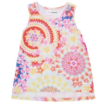 Abbigliamento Bambina Top / T-shirt senza maniche Desigual 21SGCW02-3146