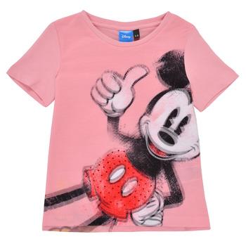 Abbigliamento Bambina T-shirt maniche corte Desigual 21SGTK43-3013