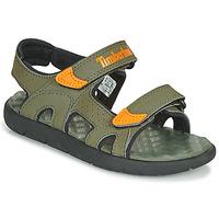 Chaussures Enfant Sandales et Nu-pieds Timberland PERKINS ROW 2-STRAP