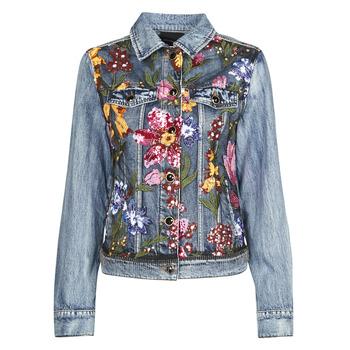 Abbigliamento Donna Giacche in jeans Desigual BALT
