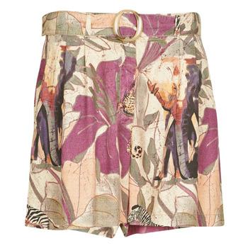 Abbigliamento Donna Shorts / Bermuda Desigual ETNICAN