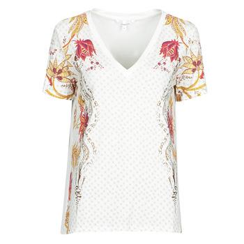 Vêtements Femme T-shirts manches courtes Desigual PRAGA