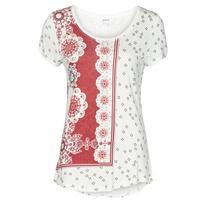 Abbigliamento Donna T-shirt maniche corte Desigual ESTAMBUL
