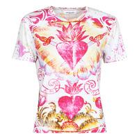 Abbigliamento Donna T-shirt maniche corte Desigual TATTOO