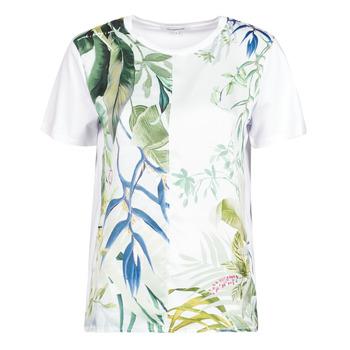 Vêtements Femme T-shirts manches courtes Desigual BUDAPEST