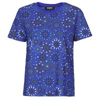 Vêtements Femme T-shirts manches courtes Desigual LYON