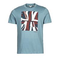 Abbigliamento Uomo T-shirt maniche corte Ben Sherman HALF TONE FLEG TEE