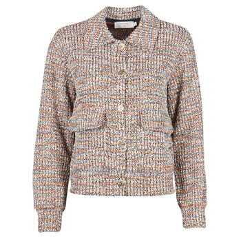 Abbigliamento Donna Giacche / Blazer Cream CHANA JACKET