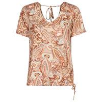 Vêtements Femme T-shirts manches courtes Cream LULLA TSHIRT