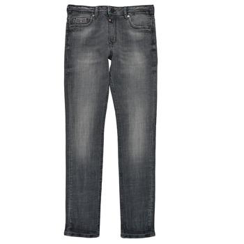 Kleidung Jungen Slim Fit Jeans Kaporal JEGO Grau