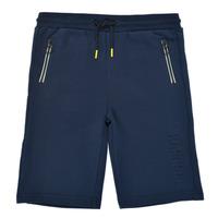 Kleidung Jungen Shorts / Bermudas Kaporal MATYS Marineblau