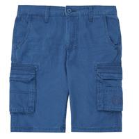 Kleidung Jungen Shorts / Bermudas Kaporal MEDEN Blau