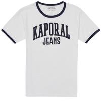 Kleidung Jungen T-Shirts Kaporal METRO Weiß