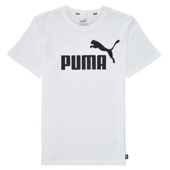 Abbigliamento Bambino T-shirt maniche corte Puma ESSENTIAL LOGO TEE