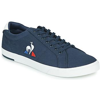 Schuhe Herren Sneaker Low Le Coq Sportif VERDON II Blau / Weiß