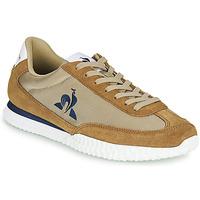Schuhe Herren Sneaker Low Le Coq Sportif VELOCE Braun, / Blau