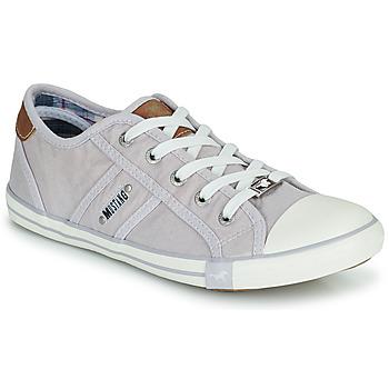 Schuhe Damen Sneaker Low Mustang NATHALIA