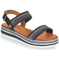 Schuhe Damen Sandalen / Sandaletten Mustang NORMA
