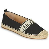 Schuhe Damen Leinen-Pantoletten mit gefloch Lauren Ralph Lauren CAYLEE