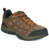 Schuhe Herren Wanderschuhe Columbia REDMOND III Braun,
