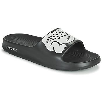Schuhe Herren Pantoletten Lacoste CROCO 2.0 0721 2 CMA Weiß