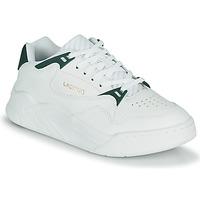 Schuhe Damen Sneaker Low Lacoste COURT SLAM 0721 1 SFA Weiß